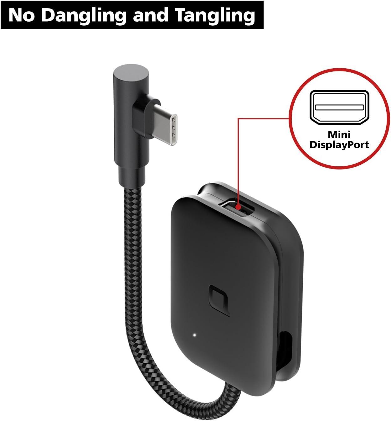 nonda NDMDBKAMZ USB-C auf Mini-DisplayPort-Adapter