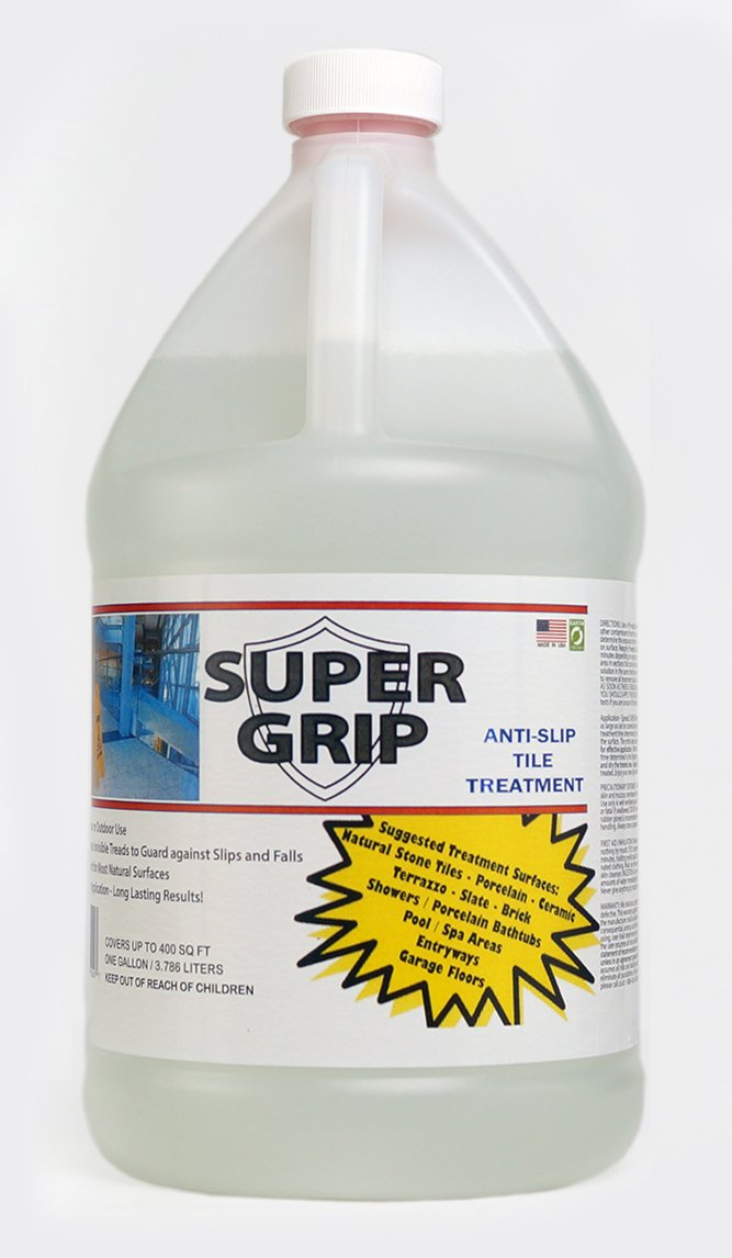 Super Safe Grip - Floor Non Slip - Tile and Floor Treatment