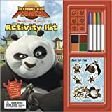 Paws of Power Activity Kit (Kung Fu Panda)
