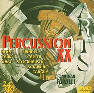 Percussion XX [DVD Audio]