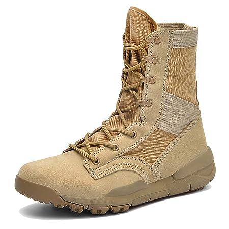 comprare popolare design innovativo design senza tempo LIUYL Stivali Tattici Militari Stivali desertici Stivali Martin ...