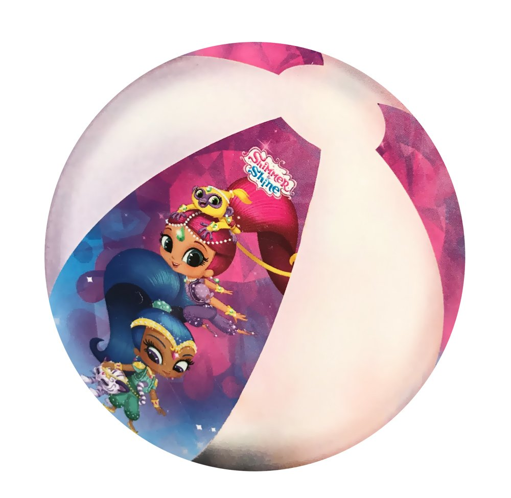Shimmer y Shine - gran balón hinchable 50 cm Shimmer and Shine ...