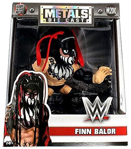 Amazon Com Jada 4 Metals Wwe Finn Balor M200 97974 Toys Games