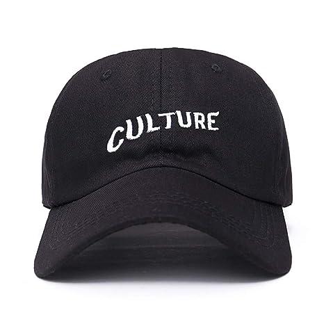 TRGFB BÉISBOL Gorra Cultura Hat - Black Dad Gorra Hip Hop Hombres ...