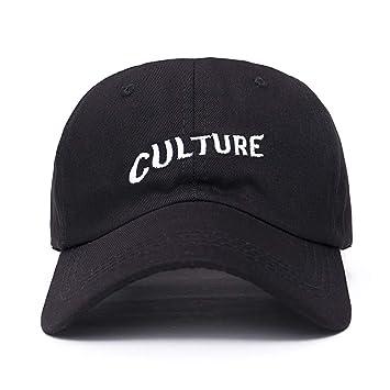 LMIBQ Gorras Béisbol Cultura Hat - Black Dad Cap Hip Hop Álbum Rap ...