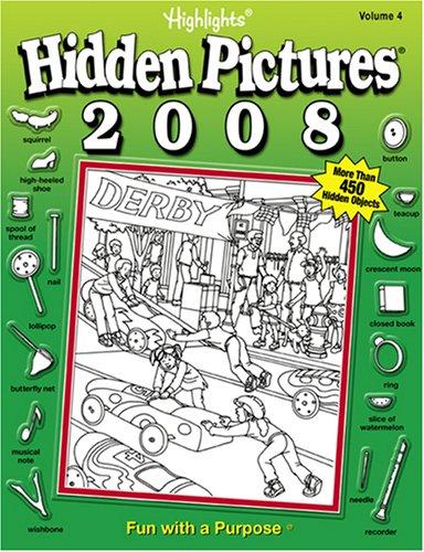 Download Hidden Pictures 2008 #4 ebook