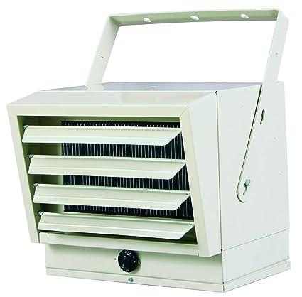 amazon com: 1874-5000w 208/240v heavy duty fan forced ceiling mounting  heater: home & kitchen
