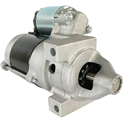 DB Electrical SND0007 New Starter for Cub Cadet Kohler 2409801 2409803 1209817 ND128000-7480 17628A 112546 KH-24-098-01-S 128000-7480 228000-2640 9722809-264 410-52050 AM107631 AM108390 AM124993: Garden & Outdoor