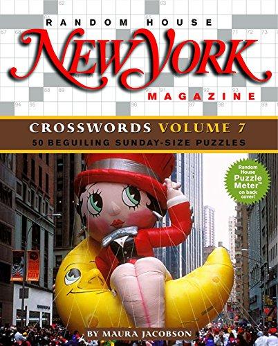 New York Magazine Crosswords, Vo...