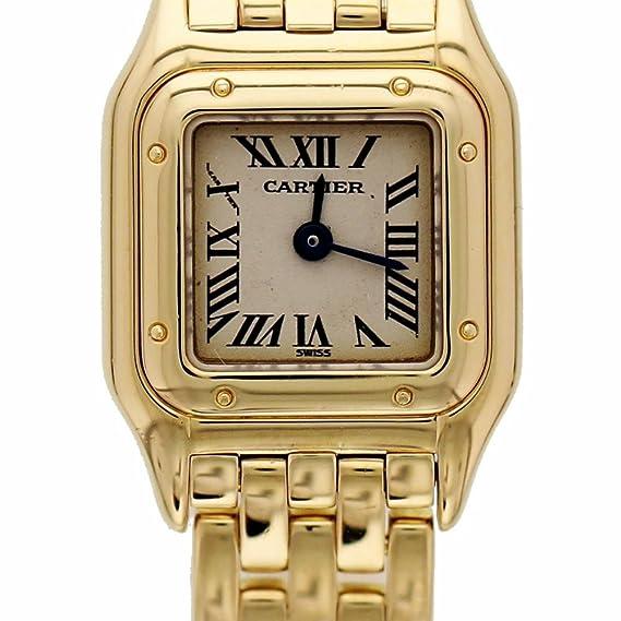 Cartier Reloj De Cuarzo De 1 1130 para Mujeres: Cartier: Amazon.es: Relojes