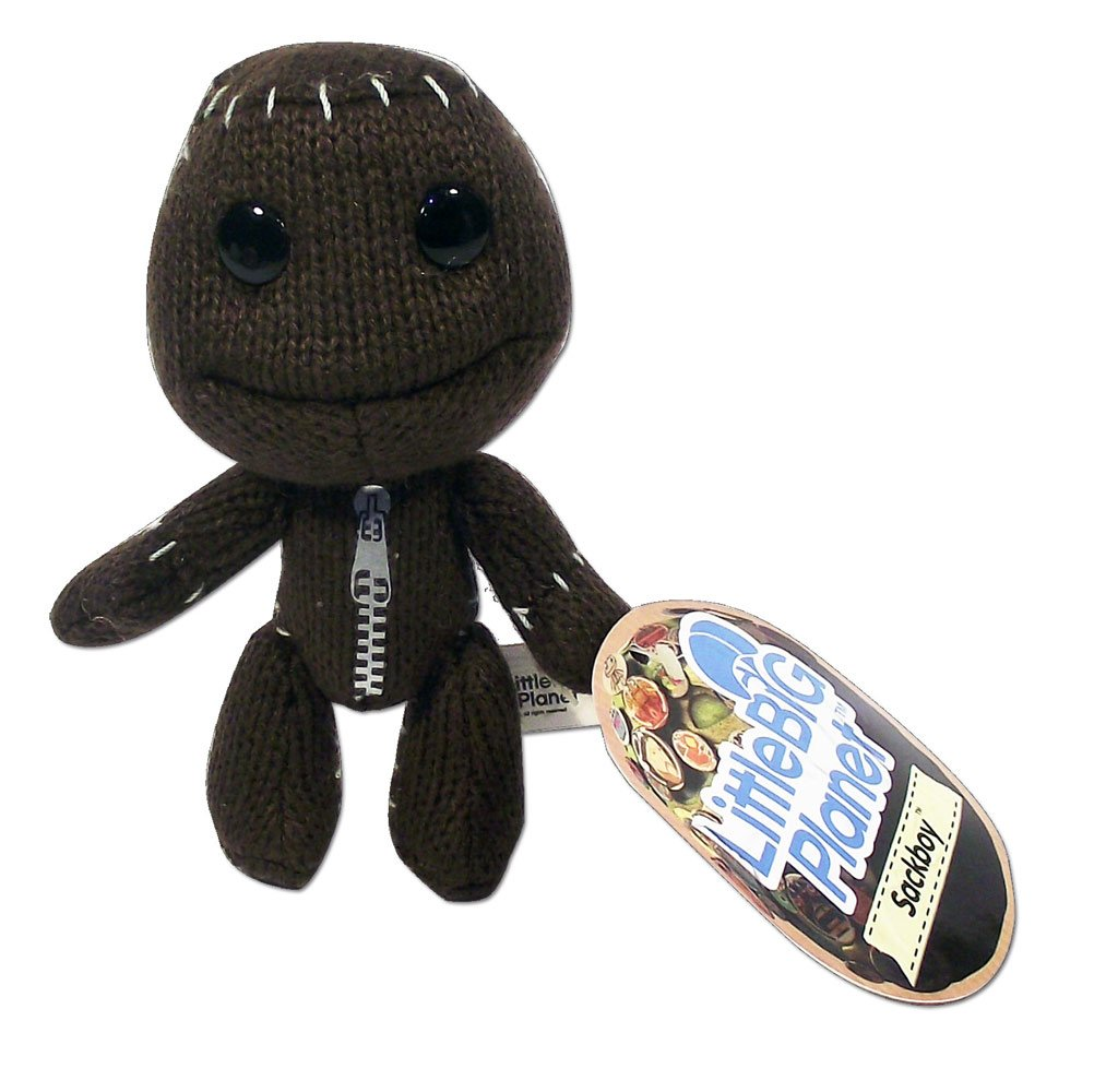 Exelent Little Big Planet Sackboy Häkelmuster Inspiration - Decke ...
