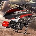 Fashionwu ラジコンヘリ 小型 軽量 ヘリコプター ラジコン 室内 安定飛行 プレゼント