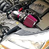 12 ford focus - RED FIT 12 13 14 2012 2013 2014 FORD FOCUS 2.0 2.0L S SE TITANIUM non-Turbo Engine AIR INTAKE KIT