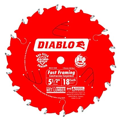 Freud d0518x 5 12 inch x 18 tooth framing circular saw blade freud d0518x 5 12 inch x 18 tooth framing circular saw blade greentooth Images