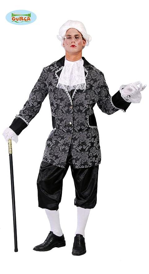 Guirca Costume marchese conte veneziano  700 carnevale uomo adulto 80538 7477e28e274