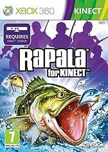Rapala Kinect Fishing