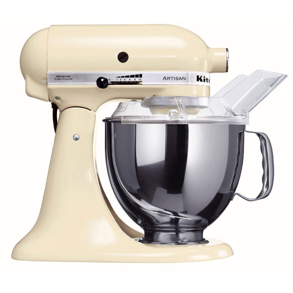 KitchenAid Artisan 5KSM150PSEAC Almond Cream 220 volt - Will Not Work In The USA