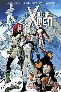 """Afficher """"All-new X-Men n° 5<br /> Déménagement"""""""