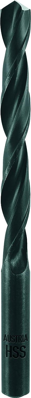 alpen HSS Sprint Spiralbohrer, kurz, DIN 338 RN, Durchmesser 6,5 mm, L1 101 mm, L2 63 mm, 61400650100