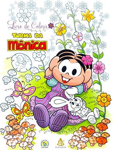 Turma da Mônica - Livro de Colorir