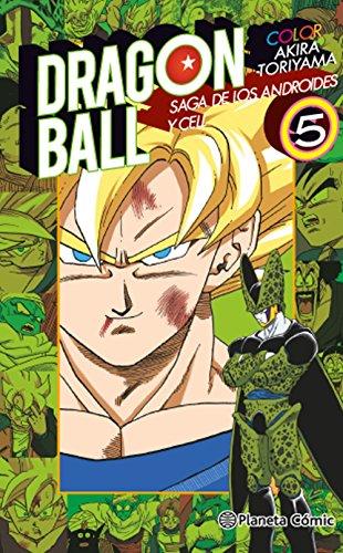 Descargar Libro Dragon Ball Color Cell 5 Akira Toriyama