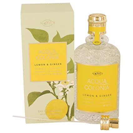 4711 ACQUA COLONIA LIMON & GENGIBRE 170ML