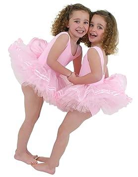 fc07e9361 DELUX SHORT PINK DANCE DRESS COSTUME BABY BALLET ANGELINA BALLERINA FAIRY TUTU  2-4 YEARS
