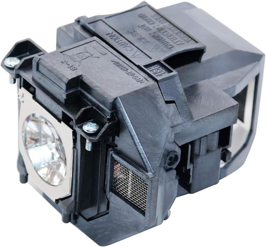 CTBAIER ELP96 for epson ELPLP96 powerLite Home Cinema 2100 2150 1060 660 760hd vs250 vs350 vs355 ex9210 ex9220 ex3260 ex5260 ex7260 x39 w39 s39 109w V13H010L96 Replacement Projector Lamp Bulb