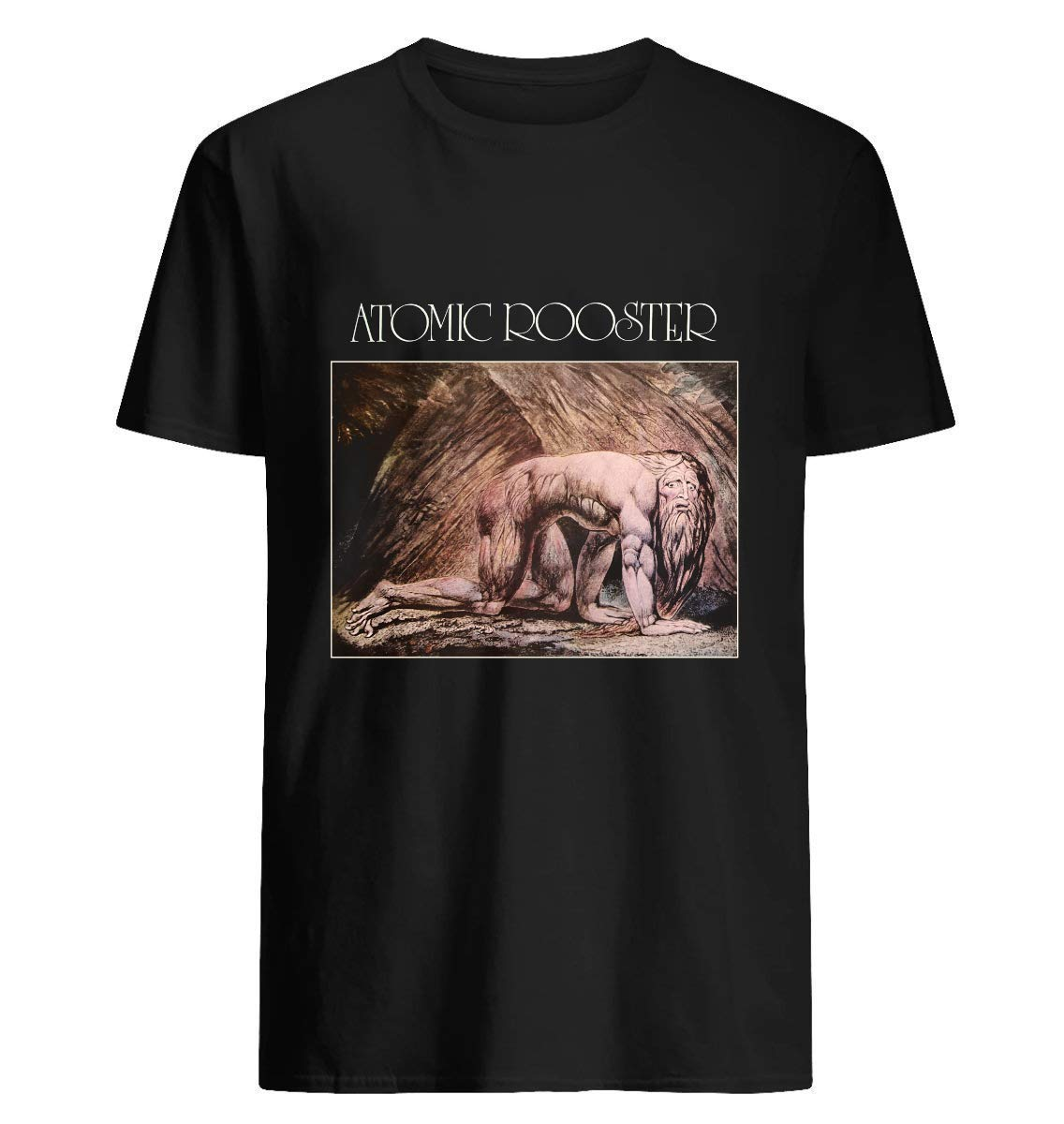 Atomic Rooster 53 T Shirt For Unisex