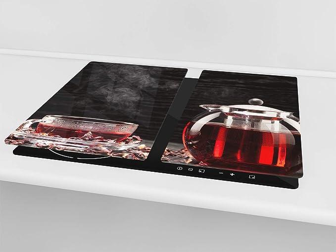 Amazon.com: Tabla de cortar – cubierta de cocina de ...