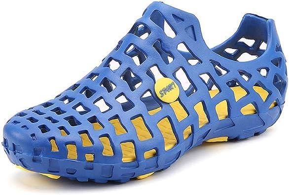 Sandalias Mujer Verano 2019 SHOBDW Zapatos de Agua Unisex Rebajas Zapatos Zapatillas Hombre Parejas Zapatos Planos Transpirable Suave Zapatos de Ocio Zapatos del Agujero: Amazon.es: Zapatos y complementos
