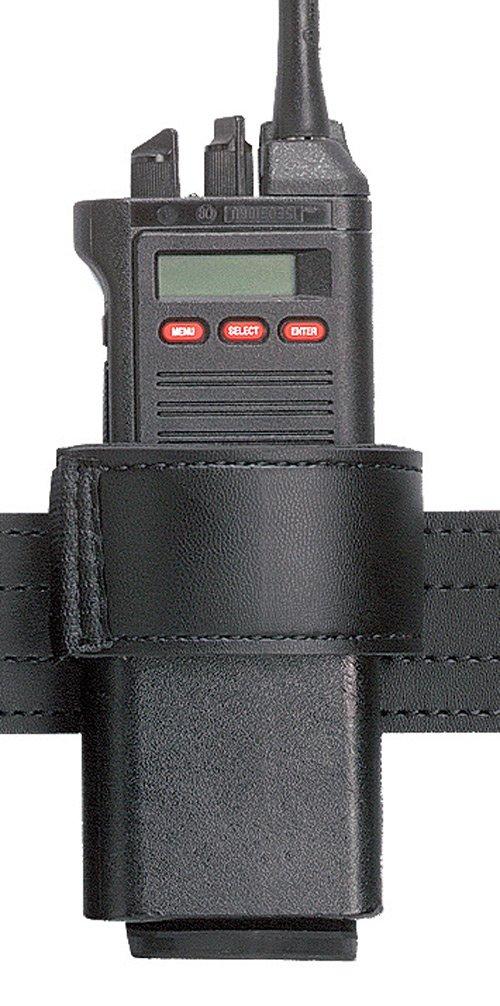 Safariland 763 Universal Fit Radio Carrier, Black, Plain