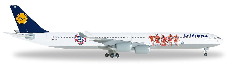 /Lufthansa Airbus A340 Herpa 529747/ 600/FC Bayern Audi Summer Tour /États-Unis 2016/V/éhicule