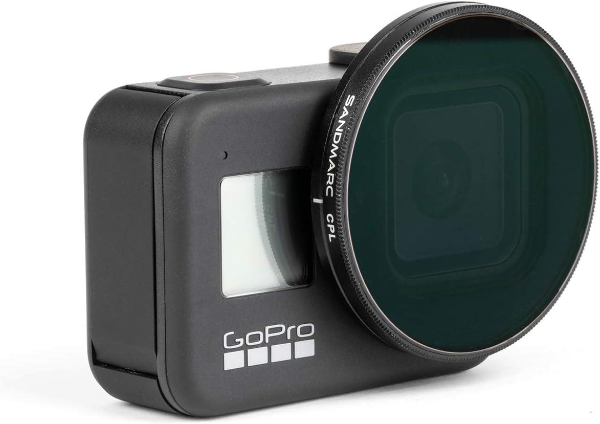 SANDMARC Cinema CPL Filter Polarizer Filter for GoPro Hero 8