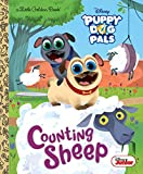 Best Golden-books-books-kids - Counting Sheep (Disney Junior Puppy Dog Pals) Review