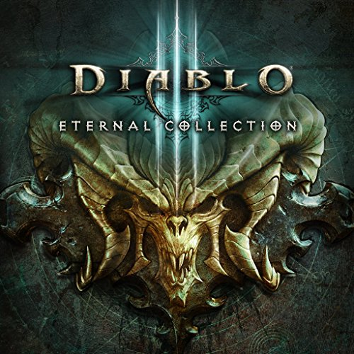 Diablo III: Eternal Collection - PS4 [Digital Code] by Blizzard Entertainment