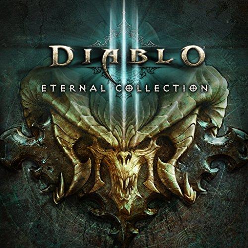 Diablo III: Eternal Collection - PS4 [Digital Code] (Diablo 3 Reaper Of Souls Ps4 Necromancer)