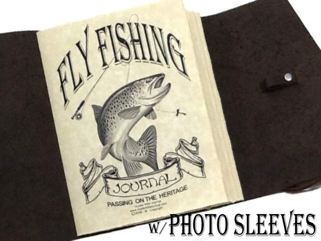 Fly Fishing Journal With/フォトページ   B002N43I1E