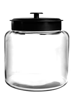 Anchor Hocking Montana Glass Jar