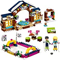 LEGO Friends Snow Resort Ice Rink 41322 Building Kit (307...
