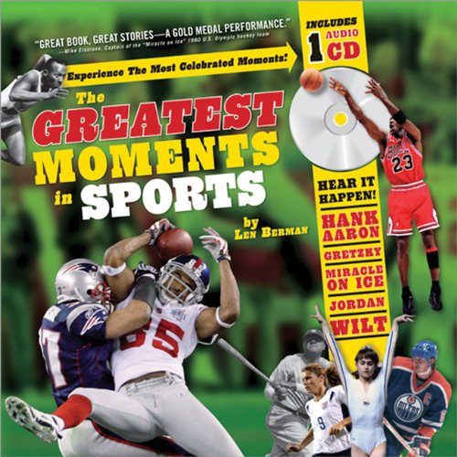 Download The Greatest Moments in Sports pdf