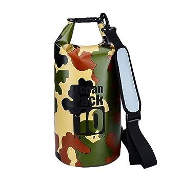 Agua Saco de densidad bolso seco impermeable Pack Saco ...