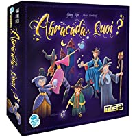 Asmodee MOOAB01 - Jeux d'ambiance - Abracada quoi ?