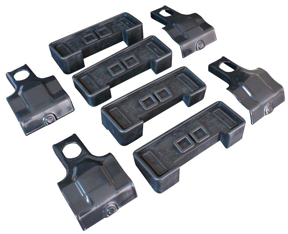 Thule - 141778 1778 - Kit de fijació n rá pida para baca Thule GmbH