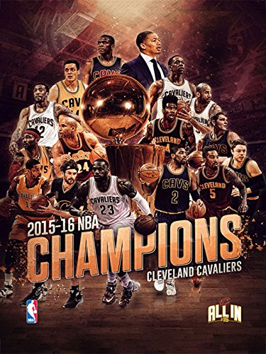 - 2016 NBA Champions: Cleveland Cavaliers