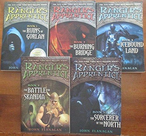 Ranger's Apprentice Books 1-5 Paperback
