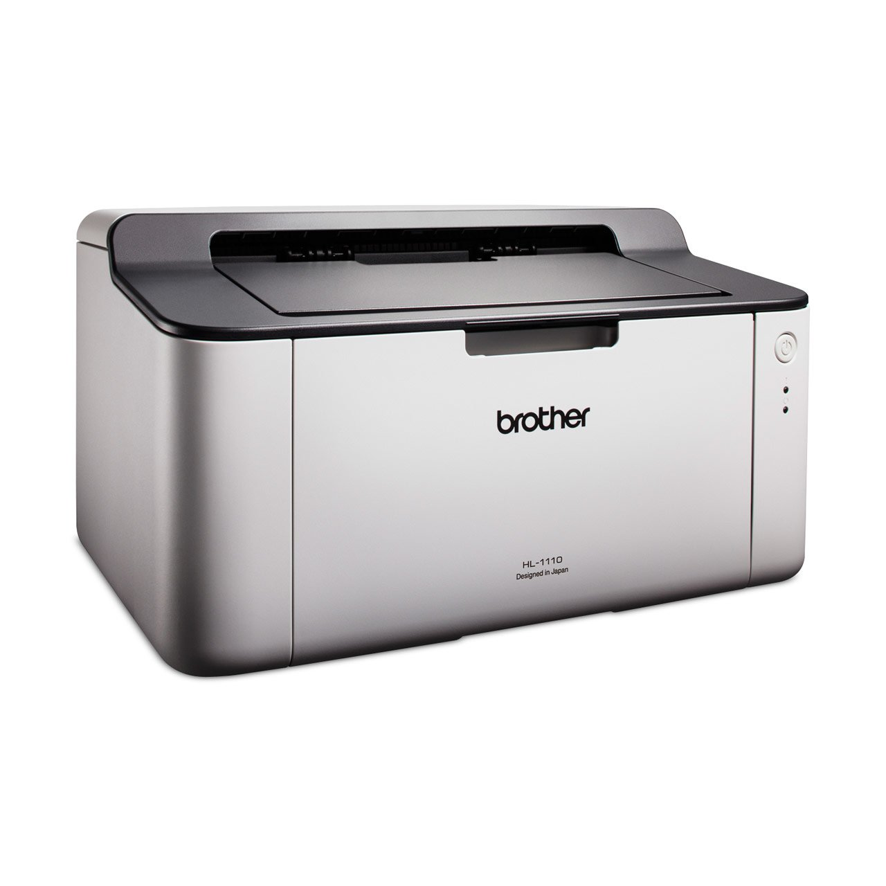 Brother HL-1110 - Impresora láser (GDI, USB 1.1, USB 2.0, 2400 x ...