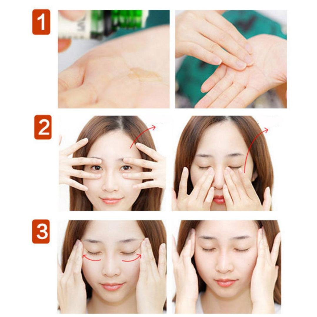 Essential Oil,lotus.flower Dark Circles Puffiness Wrinkles Bags Most Effective Anti-Aging (10ml) by Lotus.flower (Image #6)