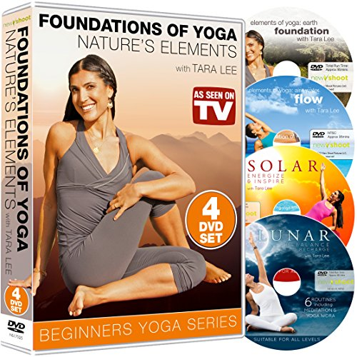 Foundations of Yoga - Nature's Elements Box Set with Tara Lee