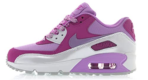 8ae90e3a5618 Nike Air Max 90 Mesh 724852-500 (GS) (4Y)  Amazon.ca  Shoes   Handbags